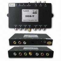 Buy cheap Mobile ISDB-T Receivers with 2 Audio/Video Output, Suitable for Car Use product