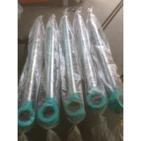 Buy cheap sk200-8 bucket hydraulic cylinder rod Kobelco construction machinery spare parts high quality cylinder product