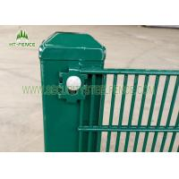 China 3 × 1 / 2 Anti Climb Fence / Anti Cut High Security Wire FenceFor Tower Station on sale