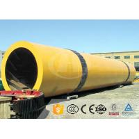 Buy cheap Triple Cylinder Rotary Sand Dryer High Thermal Efficiency For Drying River Sand product