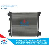 Buy cheap 2015 NISSAN QASHQAI J11 Aluminium Car Radiators / Silver Color Plastic Radiator from wholesalers