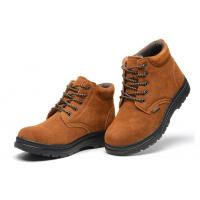 Buy cheap Anti Prick Work Safety Shoes Lightweight Steel Toe Shoes For Working Protection product