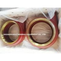 Buy cheap A05 Slurry Pump Parts Wet End Impeller Volute Liner Front And Back Liners product