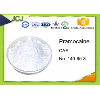 Buy cheap 99% High Purity  	Pharmaceutical Raw Materials Pramoxine Powder CAS 140-65-8 for Local Anesthetic product