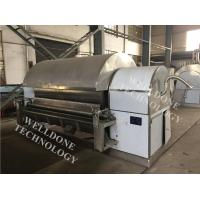 Buy cheap Thermal Oil heating Cooling Drum Flaker Low Temperature Drying 50 / 60Hz from wholesalers