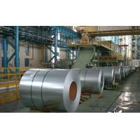 SGCC Hot Dipped Galvanized Steel Coils With Regular Spangles 0.35mm Thickness for sale