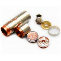 Buy cheap 510 Threading Mechanical Mod E Cig Stringray X Mod for 18350 / 18650 / 18500 from wholesalers
