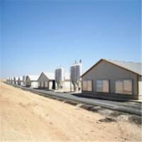 Buy cheap Prefabricated Steel Poultry House in Australia--ISO9001: 2008 Prefabricated Steel Houses product