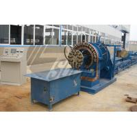 Buy cheap 15000mm Wire Cage Welding Machine for Concrete pipe Production Lines product