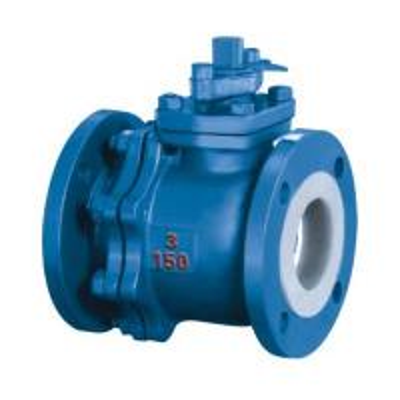 Fluorine ball valve (Q41F46-16C)