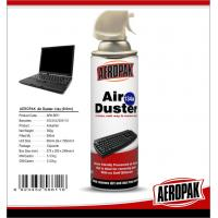 Buy cheap Non Toxic Industrial Cleaning Products, Computer / Keyboard Air Duster Can product