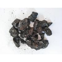 Buy cheap Modified Electrode Coal Tar Pitch Medium Temperature Black Color from wholesalers