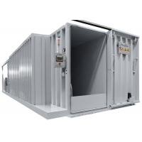 Buy cheap Vegetables / Fruits Storage Refrigeration Cold Room Equipment Energy Saving product