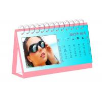 Buy cheap Matt Art Paper Personalized Calendar Printing Services Waterproof Poly Bag Packing product