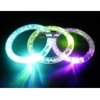 Buy cheap Christmas decorate LED flashing LED wristband with factory low down price product