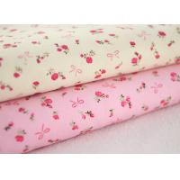 Quality Soft Floral Stretch Corduroy Fabric Cloth For Baby Children for sale