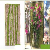 Buy cheap Real Touch Dired Flower Artificial Vertical Garden Tree Bark Natural Colour product