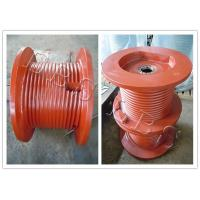 Buy cheap D-DN19 Model Lebus Grooved Drum , Wire Rope Hoist Drum For Hoisting product