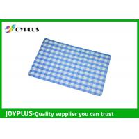 Buy cheap Elegant Printed Kitchen Table Mats And Coasters Easy Washing Multi Purpose from wholesalers