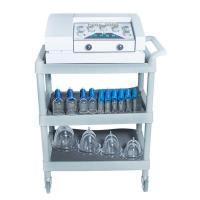 Buy cheap Portable Body Vacuum Suction Machine , Vacuum Therapy Equipment For All Cups product