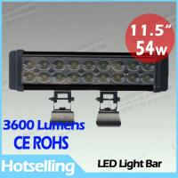 Buy cheap High Power 54W LED off Road Light, LED Headlight with CE/RoHS Certification (LB-154) product