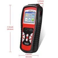 Buy cheap Professional Konnwei Car Diagnostic Scanner / Pc Obd2 Can Bus Scanner product