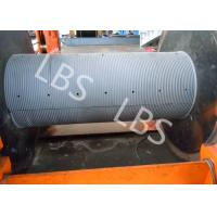 Buy cheap Low Noise Spooling Device Winch With Split Type Lebus Groove Sleeve product