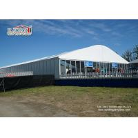 Buy cheap 2000 sqm Special Outdoor Exhibition Tents Exhibition Booth With PVC Sidewall product