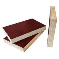 Buy cheap Brown Film Faced Plywood 8 - 12% Moisture Content Easy Work International Quality product