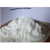 Quality Fast Acting Testosterone Steroid PowderTestosterone Acetate   For Muscle Gain for sale