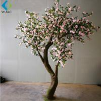 Buy cheap Ornamental Artificial Flower Tree , Artificial Rose Flower For Garden Decoration product