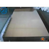 Buy cheap Rectangular Magnesium Photoengraving Plate AZ31 Magnesium Etching Plate product