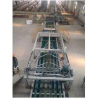 Buy cheap fully automatic modern construction mgo board production line machine from wholesalers