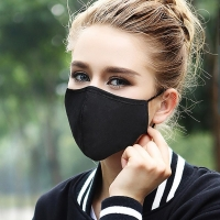 Buy cheap Cotton Reusable PM2.5 KN90 Particulate Filtering Mask product