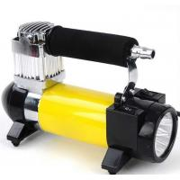 Buy cheap Dc 12v Metal Air Compressor , 100 Psi High Power Compressor With Lamp product