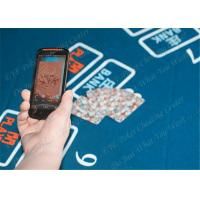 Buy cheap HTC Smart Cellphone Poker Game Monitoring System For Back Marked Cards product