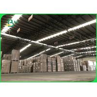 Buy cheap High Density Grey Cardboard Sheets Moisture Proof For Making Boxes Size Customized product