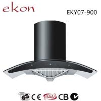 Buy cheap 90cm Wall Mount Baffle Filter Auto-Clean Chimney hoods product