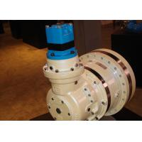 Buy cheap Small White Hydraulic Motors , Oz Series Compact Geared Hydraulic Motor For Winch product