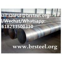 Quality SSAW steel pipe Diameter 1m for Hydropower project for sale