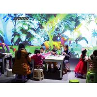 Buy cheap AR Interactive Projector Games For Painting Magic Forest 1-8 Players Scanner product