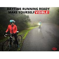 High Brightness LED Bike Lights With Two Red And Two White LED Lights