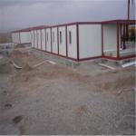 Buy cheap Easy to Transport Prefab Tiny Container Homes Prefab Container Homes product