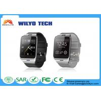 Buy cheap Android GV18 Cell Phone Wrist Watch NFC Bluetooth 3.0 550mAh Long Duration product
