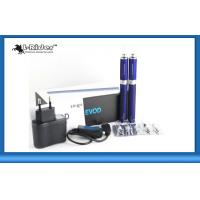 Buy cheap Black 3.7v Ego E-Cig Evod With Stainless Steel Clearomizers from wholesalers