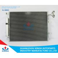 Buy cheap RANGE ROVER (10-12) Auto AC Condenser For OEM LR022744 Material Aluminum product
