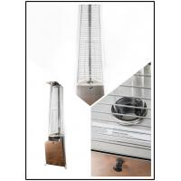 Buy cheap Restaurant Floor Standing Outdoor Gas Patio Heater 450 - 870g / Hour Flux product