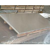 Buy cheap 0.3mm Precision Ground Aluminum Plate Solar Reflective Aluminum Sheet product