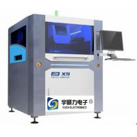 Buy cheap Intelligent Automatic Solder Paste Printer With Windows XP Operating System product