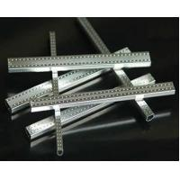 Buy cheap Aluminum Tube Production Line Spacer Bar For Hollow Window High Strength product